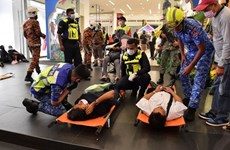 More than 200 injured in light rail train collision in Malaysia
