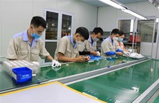 Bac Ninh to spend over 150 billion VND in supporting industry development