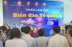 VNA opens photo exhibition on Vietnam's sea, islands