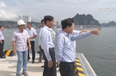 Quang Ninh to put into use three big transport projects