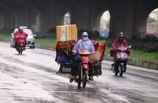 Severe cold spell chills Hanoians