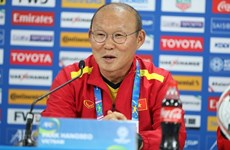 ASIAN Cup 2019: Press briefing ahead Vietnam-Iraq match