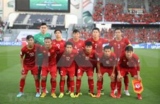 Asian Cup: Vietnam lose 2-3 to Iraq