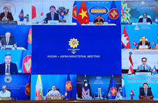 Vietnam co-chairs ASEAN-Japan Foreign Ministers' Meeting