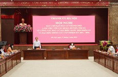 Hanoi maps out plans and scenarios at polling stations