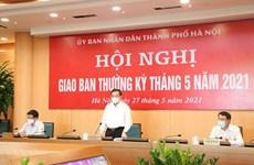 Hanoi fulfils dual goals despite COVID-19