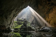 Son Doong Cave listed among best virtual tours of world's natural wonders