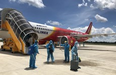 Vietjet's journey to bring citizens home
