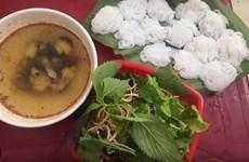 Bún ốc nguội: a hidden gem of Hanoi's cuisine