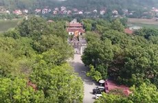 Kiep Bac temple: the place to worship national hero Tran Hung Dao