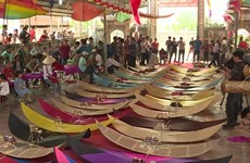 Kite competition: Nourish the cultural soul in Ba Duong Noi village