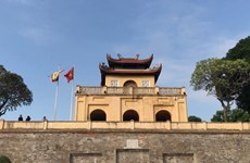 Imperial citadel of Thang Long: A thousand years old heritage
