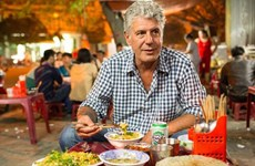 Anthony Bourdain – A man with a big heart for Vietnam