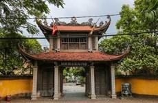 Tao Sach pagoda: Reflecting the rich colors of Vietnamese history