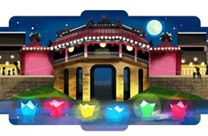The first appearance of Hoi An ancient town on Google doodle