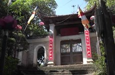 Tay Phuong Pagoda: A unique Buddhist architectural work
