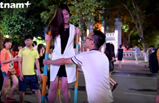 Hanoi Walking Street: A place to let go of life's worries