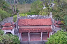 The profound and ancient beauty of Ba Danh pagoda