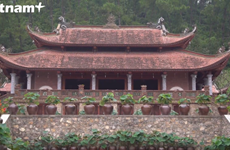 Dia Tang Phi Lai pagoda - Serene beauty of Ha Nam province