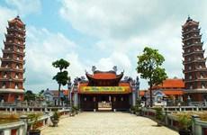 Hoang Phuc pagoda: Ancient landmark with a history of over 700 years