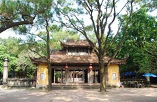 Con Son Pagoda - An important center of Truc Lam Zen sect