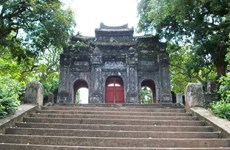Bao Quoc Pagoda: A monk training center in Hue
