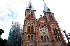 Notre Dame Cathedral: HCM City's architectural masterpiece