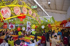 Shopping for Tet: A special tradition of Vietnamese