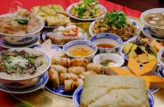 Traditional food for Vietnamese Lunar New Year – A cultural specificity