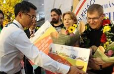 Hanoi welcomed first international traveler in 2020