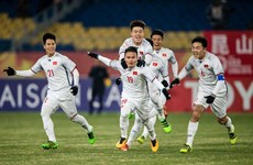 Quang Hai share his opinion before important match with U23 North Korea