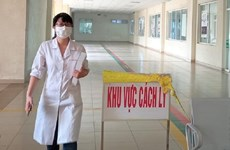 Fighting COVID-19 disease Vietnam's way: The commitment to containment