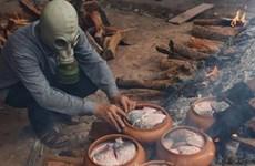 Vu Dai fish-braising village prepares for Tet Holiday