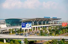 Noi Bai named in Skytrax's world's top 100 airport