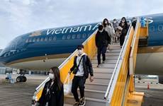 Vietnam officially resumes six international flight routes