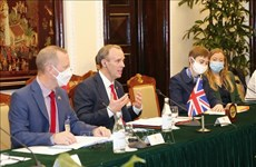 Vietnam, UK to develop strategic partnership to higher level