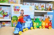 Vietnamese toys want to exploit the international market