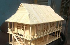 Bamboo sticks architecture: Bring the Vietnamese soul to the world
