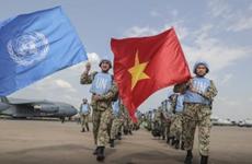 G4 ambassadors send special Tet messages to Vietnam peacekeeping force