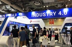 CommunicAsia 2019: Imprint of 'Make in Vietnam' technology products