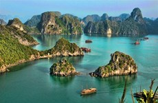 Ha Long Bay - Giant 'watercolour painting' in the Gulf of Tonkin