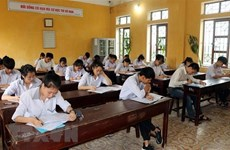 Special 2020 national high school exam