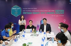 Vietnam Smart City Award 2020 officially launched