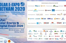 Vietnam Solar E-Expo 2020: The First and Only One-stop Online Business Matching Platform