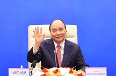 Remarks by President Nguyen Xuan Phuc at APEC Informal Leaders Retreat