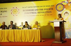 Vesak 2019:  Buddhism moves to adapt to FIR