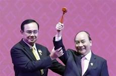 Vietnam assumes ASEAN 2020 chairmanship