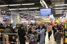 FDI businesses focus on Vietnam retail sector