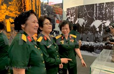 Legendary Truong Son trail: untold stories of female soldiers