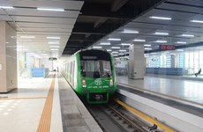 15-20 percent of residents expected to travel by urban railway